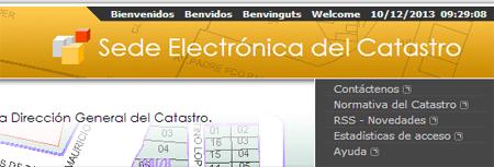 Sede electronica catastro Girona